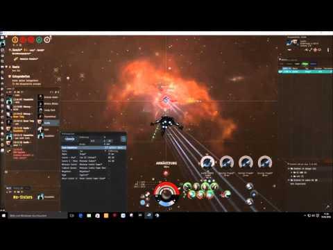 Repeat EVE Online: Dominix vs Tengu + Proteus  by