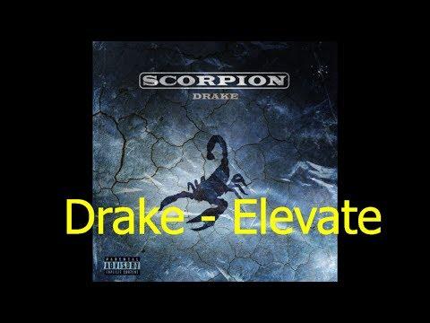 Drake - Elevate (Official Instrumental) BEST VERSION Scorpion Album 2018