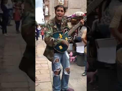 Quizás Si Quizás No Rock #kiko Artista De Guanajuato Si Señor