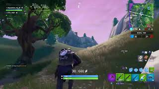 Playing fortnite new season x batle pass