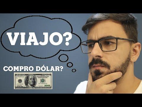VIAJAR OU NÃO Com A ALTA DO DÓLAR E DO EURO? | 2019