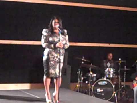 RootMagazineOnline.com- Kim Burrell sings...