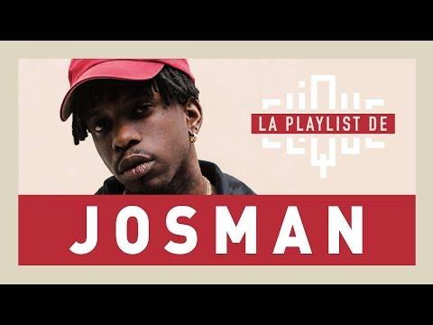Youtube: La Playlist de Josman, étoile montante du rap français – CLIQUE TV