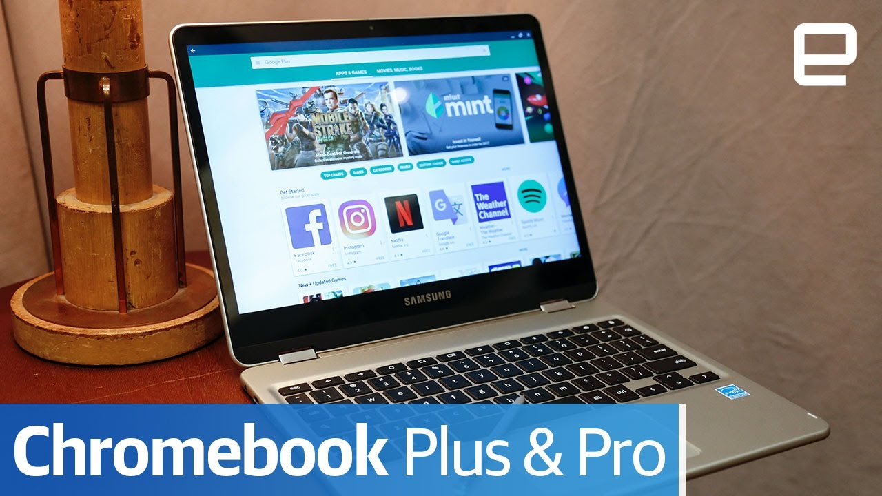 5 Best Chromebooks for Android Apps (Buyer's Guide) - 2019