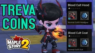 How to get the new Treva coins/currency! [MapleStory 2 Guide]