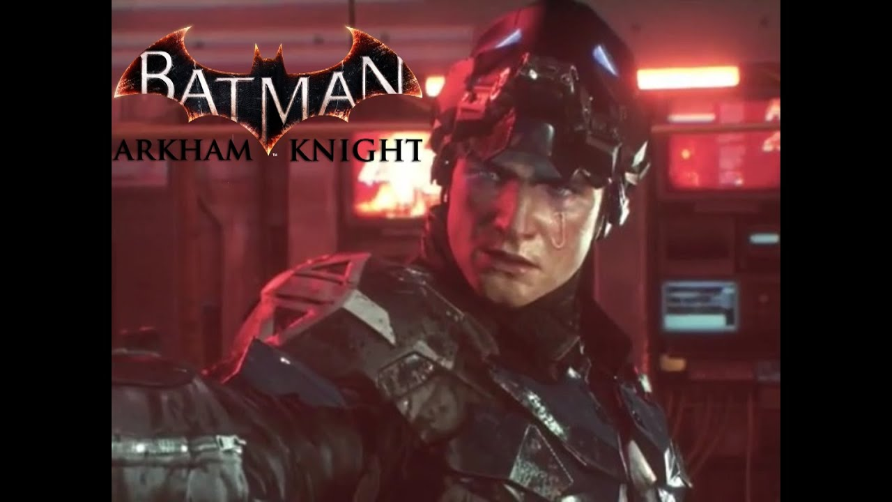 batman arkham knight jason todd explained youtube