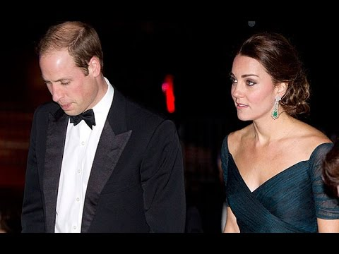 Kate dazzles at St Andrews New York gala