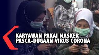 Sempat Diisolasi, Ini Suasana Gedung BRI Pasca-Dugaan Adanya Virus Corona
