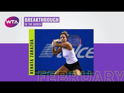 February 2020 Breakthrough of the Month | Renata Zarazua