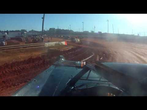 Cherokee Speedway 11-11-18 hot laps