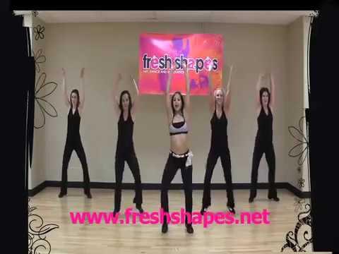 SALSA FITNESS By Adriana Martinez ~ www.freshshape...
