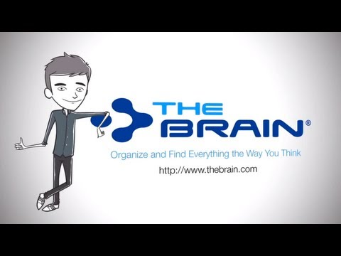 TheBrain:  No Limits Mind Mapping and Information Management.