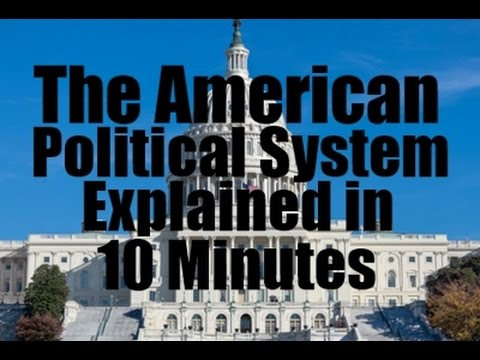 The American Political System Explained in 10 Minutes