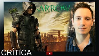 Crítica Arrow Temporada 4, capitulo 1 Green Arrow (2015) Review