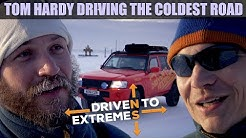 Tom Hardy & Mika Salo drive to the coldest place on EARTH | Driven To Extremes the FULL Episodes