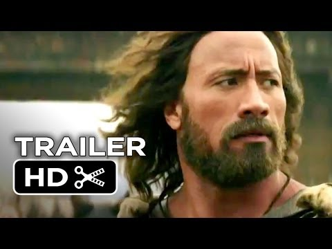 Hercules  Trailer #1 2014  Dwayne Johnson, Ian McShane Movie HD