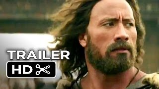Repeat youtube video Hercules Official Trailer #1 (2014) - Dwayne Johnson, Ian McShane Movie HD
