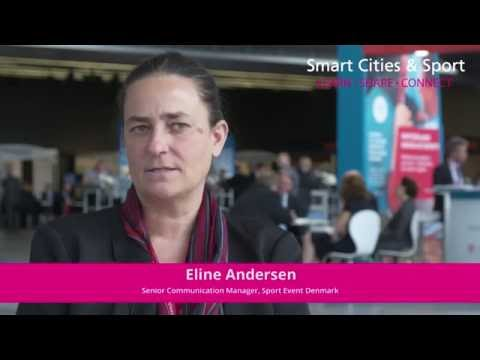 Interview with Eline Andersen, Senior Communication Manager, Sport Event Denmark