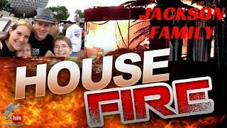 Jackson Family House Fire Fundraiser - Thank you (FB LIVE)