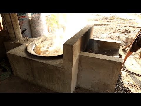 IMEPS - a new stove designed for small rural food processing