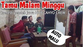Download Tamu Malam Minggu - Komedi pendek jawa   Nur Cahyo crew