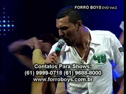 Forró Boys  DVD Vol. 02 - Ciclo Do Amor