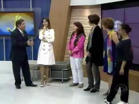 Entrevista com As Frenéticas - Jornal do Almoço RBSTVSC