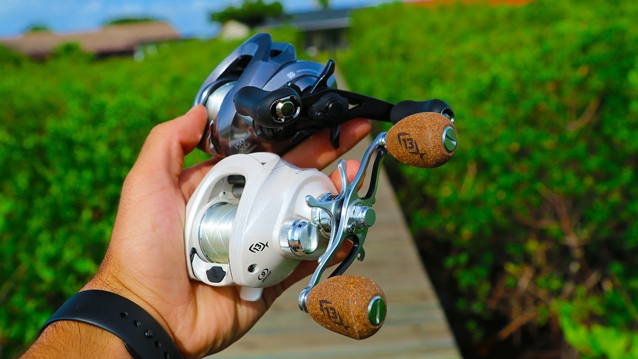Using Expensive Fishing Reels For the First Time!!! (Shimano 13Fishing) |  Jiggin' With Jordan