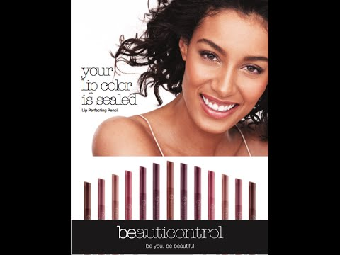 Part 7 Enhancing beautiful lips with Beauticontrol Waterproof Lip Liner