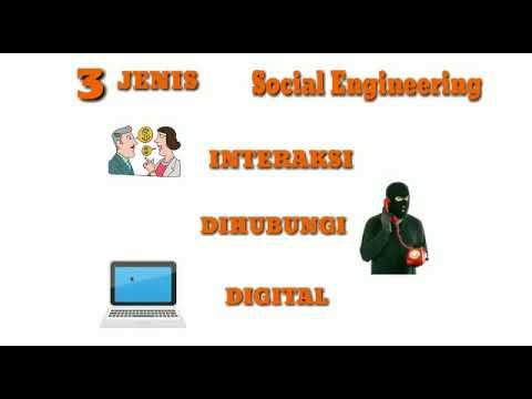 Social Engineering & Tips Aman Jaga Informasi Data Perbankan Anda