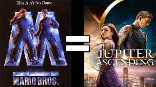 24 Reasons Super Mario Bros  & Jupiter Ascending Are The Same Movie