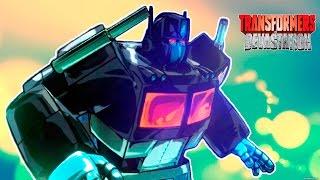 ТРАНСФОРМЕРЫ #5 Мультик игра для детей про Роботов АВТОБОТОВ и ДЕСЕПТИКОНОВ Transformers Devastation