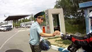 Ukraine Moldavian border crossing