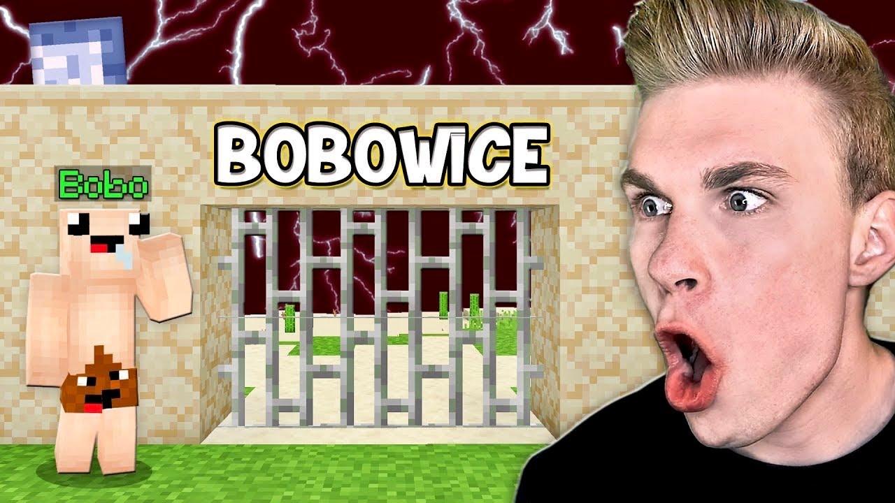 WCHODZĘ na BOBOWICE po PÓŁ ROKU i WIDZĘ TO... w Minecraft! / Bobo