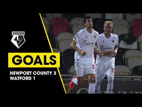 Newport Watford Goals And Highlights