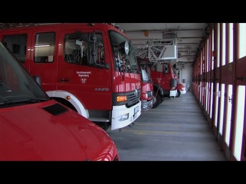 Regensburg Fire Department - the documentary - People in our city