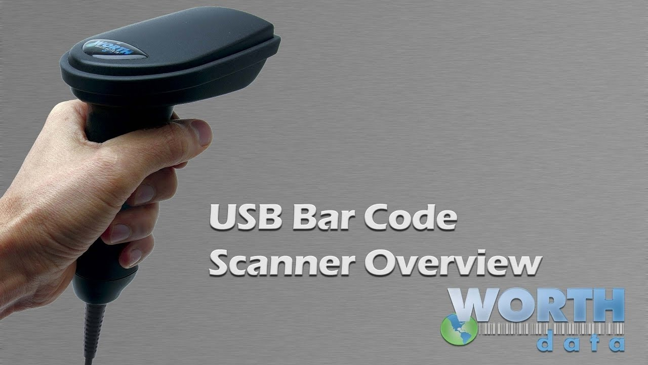 Barcode Scanners - Handheld Laser Scanners, USB, Wireless & More