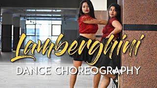 Lamberghini - Bollywood Dance Cover | Duet Girls Dance Latest Choreography | CRIMINALZ CREW