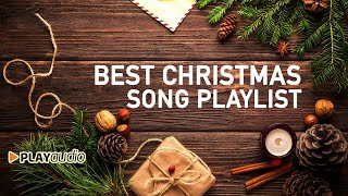 Best Christmas Song Playlist -Xmas Dinner Background Music
