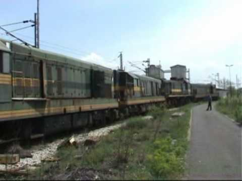 Spring cleaning in Macedonian Railways - Transport