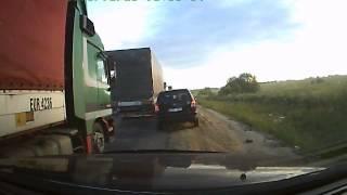 Ремонт дороги на киевском шоссе - вестник апокалипсиса.2