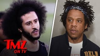 Jay-Z Disappointed with Colin Kaepernick, Workout Became 'Publicity Stunt' | TMZ TV