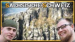 3 Tage Tour Sächsische Schweiz mit Übernachtung - Wandern Trekking Deutschland