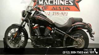 2009 Kawasaki Vulcan 900 Custom  - Dream Machines Indian ...(, 2015-09-26T11:25:13.000Z)