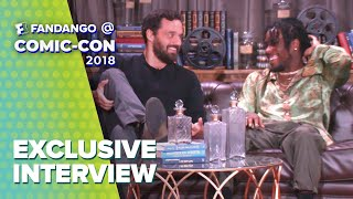 Peter Parker & Miles Morales Are The Webslingers We Need Right Now | Comic-Con 2018 Full Interview