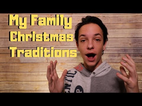 My family Christmas Traditions!!!