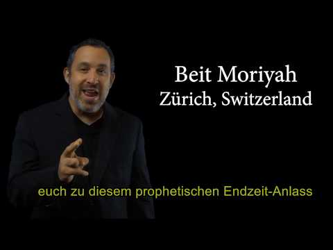 The Kingdom of God is at Hand - Conference in Zürich, Switzerland