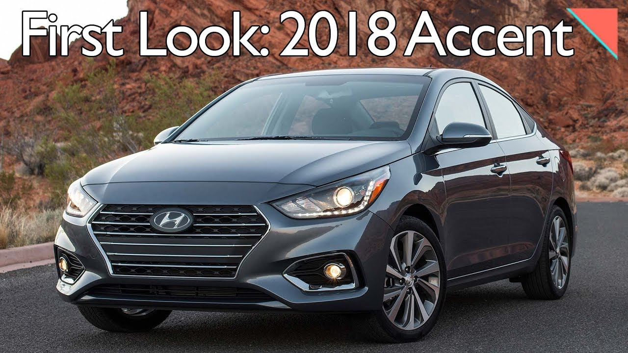 2018 Hyundai Accent, October Sales Breakdown - Autoline Daily 2225 ...