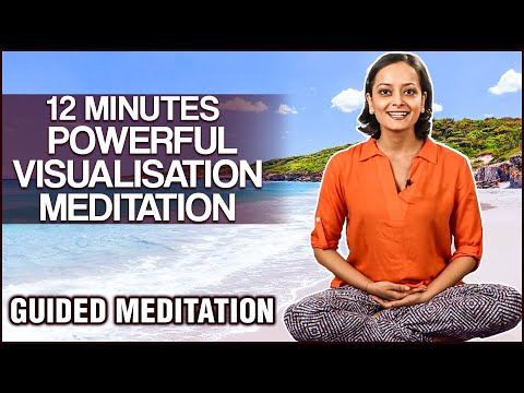 12 Minutes Powerful Guided Visualization Meditation To Stimulate Imagination