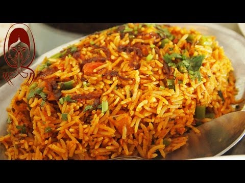 Spicy veg biryani south indian youtube forumfinder Choice Image